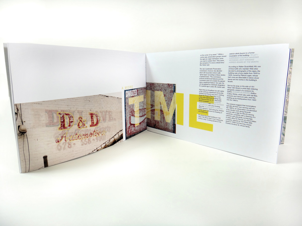 2014 Student Book Design Award Winner