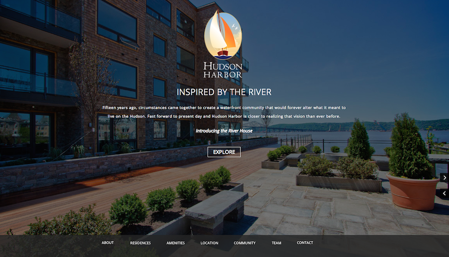 2015 Consumer Website Design Award Winner