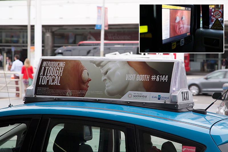 2016 Digital OOH Design Award Winner
