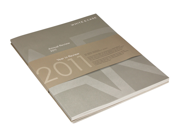 Annual Report Design Award Winner