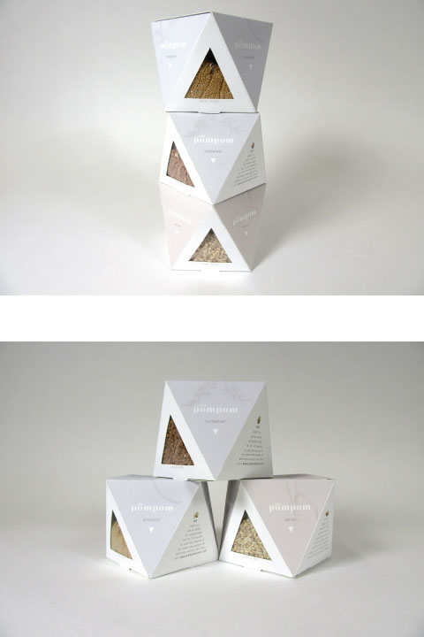 Student Food Packaging Design Award Winner