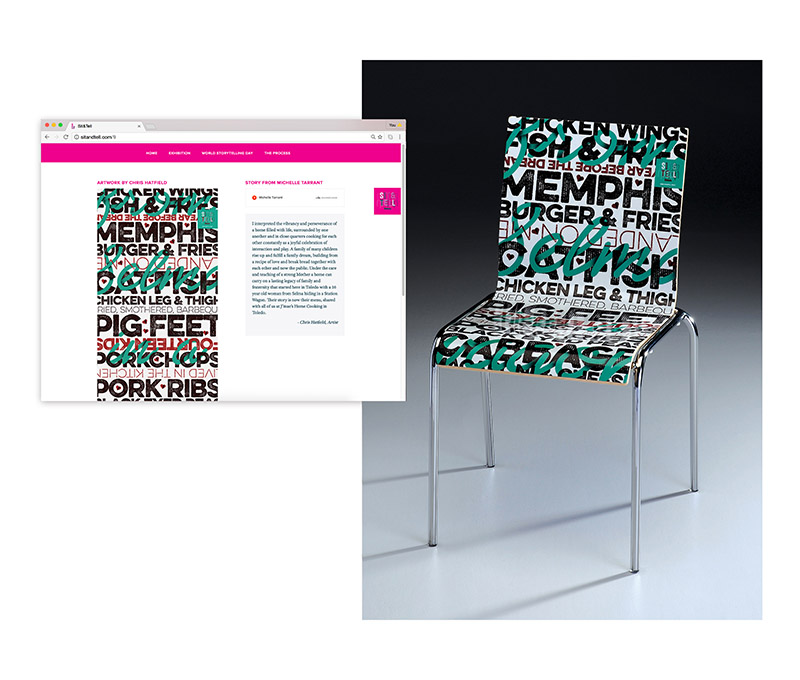 2016 Collateral Material Campaign Design Award Winner