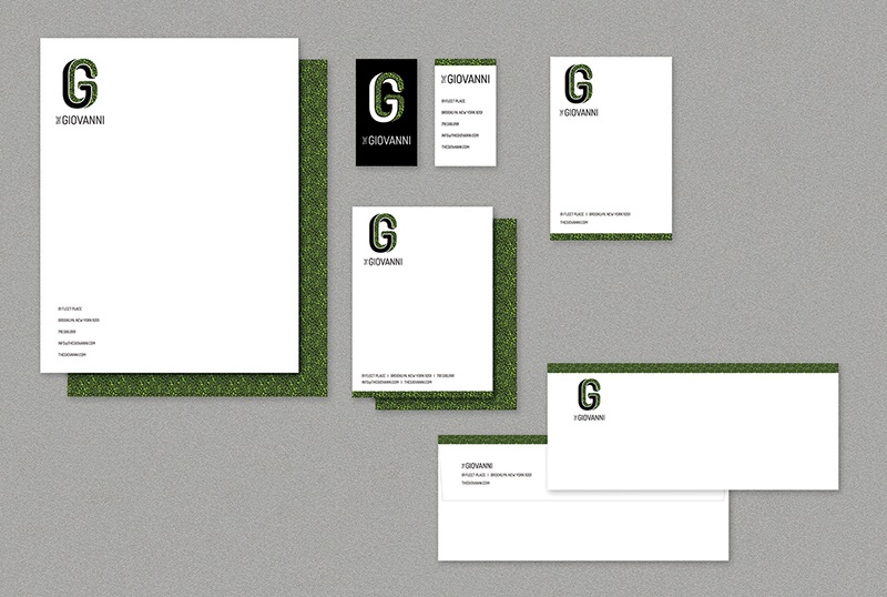 2016 Letterhead Design Award Winner