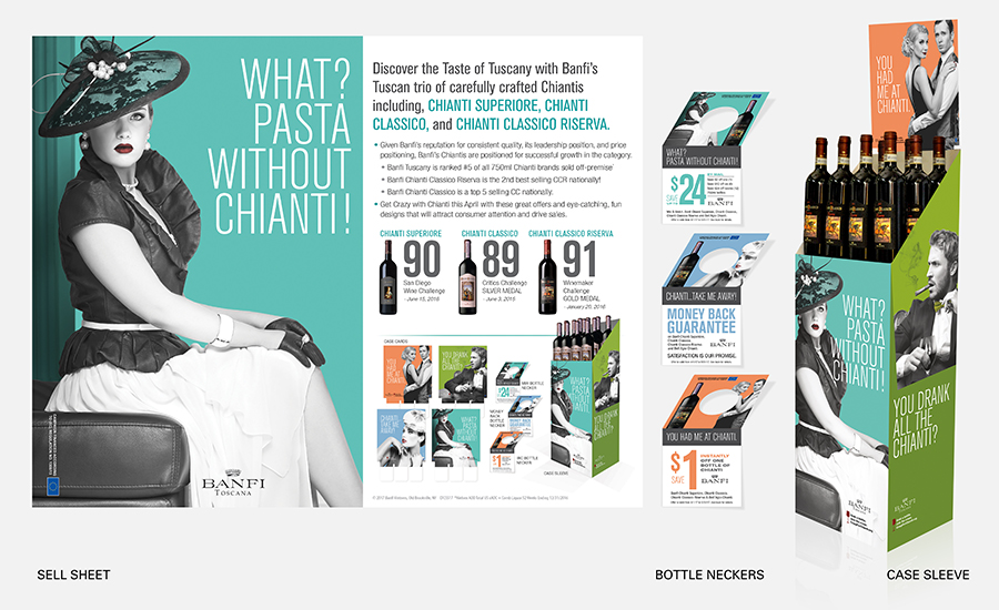 2017 Collateral Material Campaign Design Award Winner