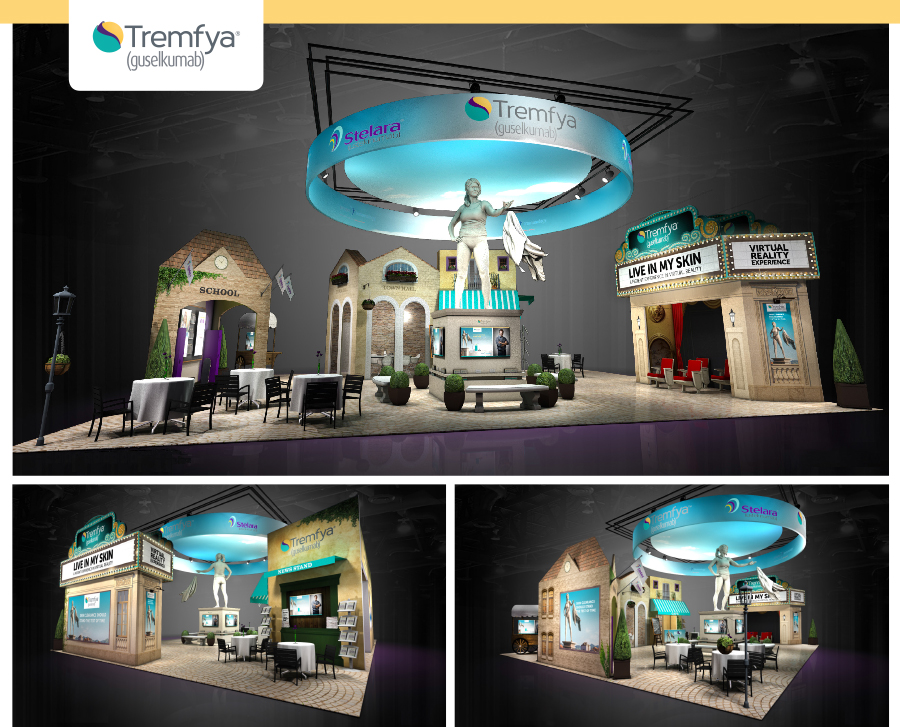 2018 Trade Show Display or Exhibition Design Award Winner