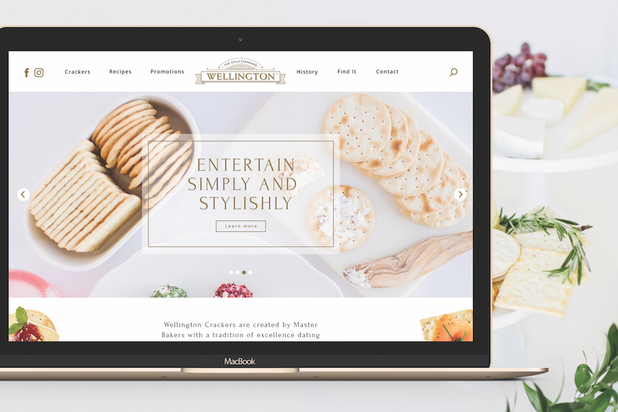 2019 Consumer Website Design Award Winner