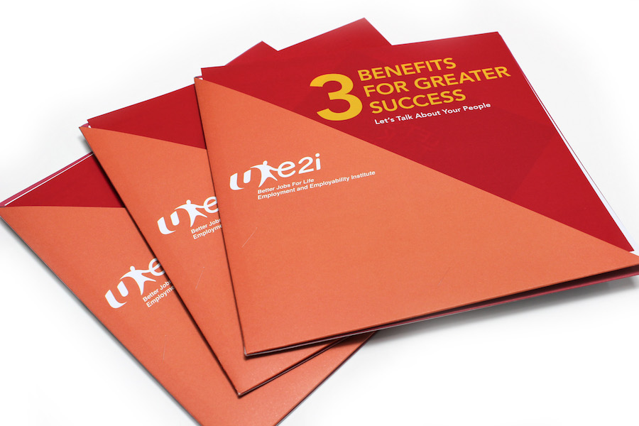 2013 B2B Brochure Design Award Winner