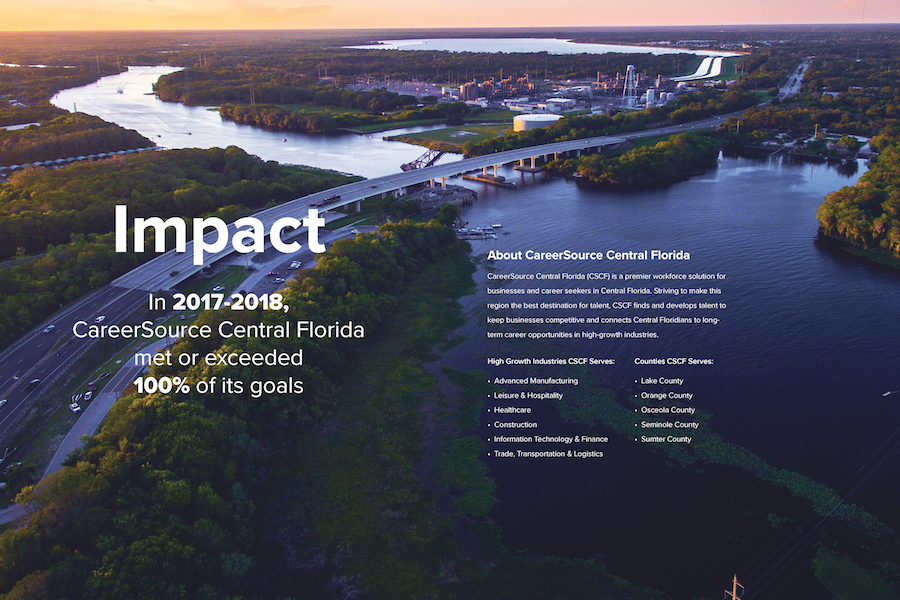 2019 Annual Report Design Award Winner